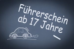 Führerschein ab 17 Jahre